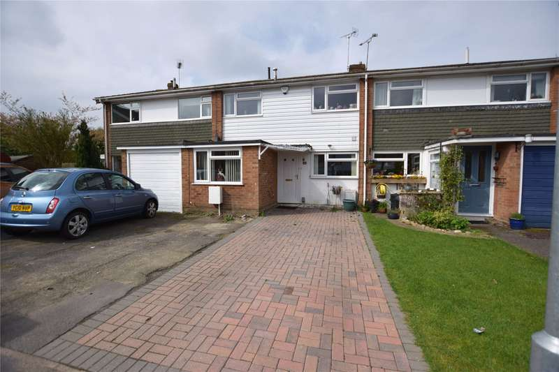 3 Bedrooms Terraced House for sale in Bathurst Road, Winnersh, Berkshire, RG41