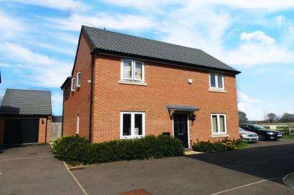 4 Bedrooms Detached House for sale in Fen Reach, Dunton, Biggleswade, Bedfordshire