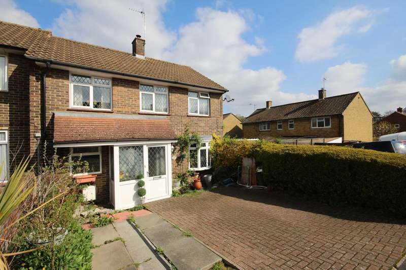 3 Bedrooms End Of Terrace House for sale in Brownrigg Crescent, Bracknell