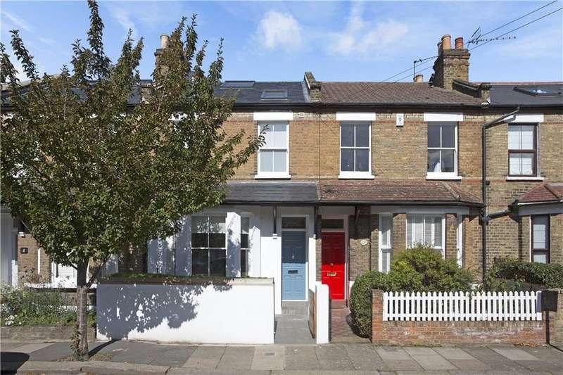 4 Bedrooms Terraced House for sale in Binns Road, Chiswick, London, W4