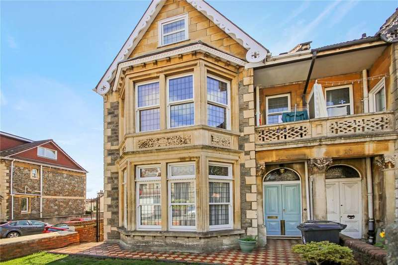 2 Bedrooms Apartment Flat for sale in Wells Road, Knowle, Bristol, BS4