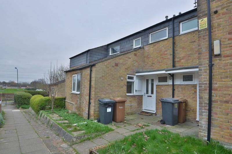 2 Bedrooms Terraced House for sale in Florence Court, Andover