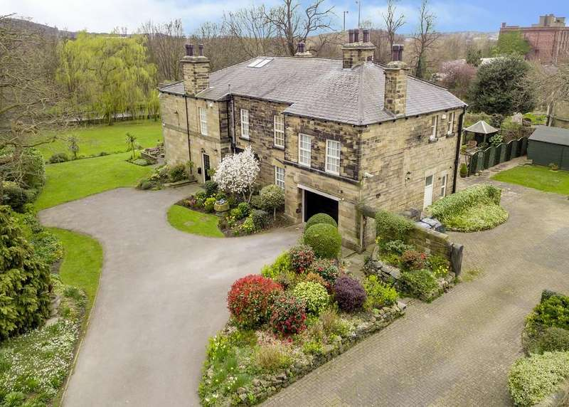 4 Bedrooms Detached House for sale in The Old Rectory, Mexborough