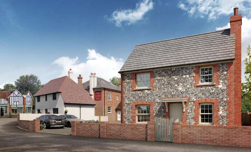 3 Bedrooms Detached House for sale in The Street, Ripe, East Sussex, BN8