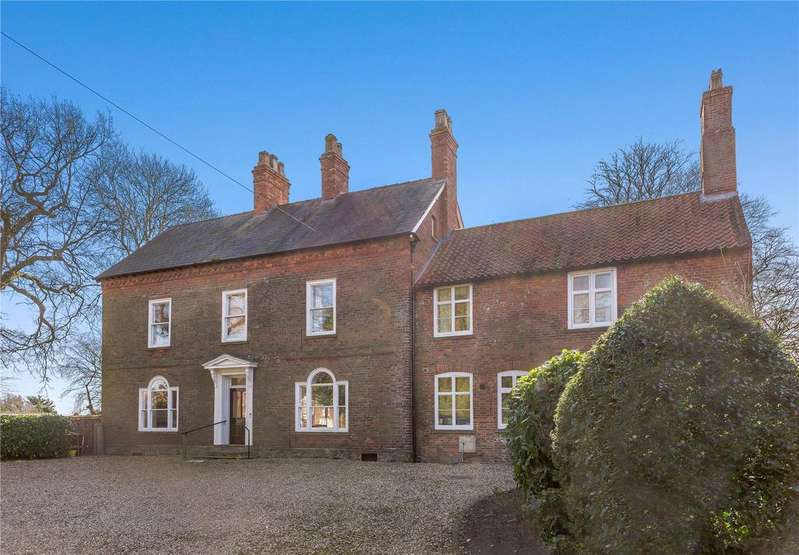 7 Bedrooms Detached House for sale in The Old Vicarage, 1 Church Street, Spilsby, Lincolnshire, PE23