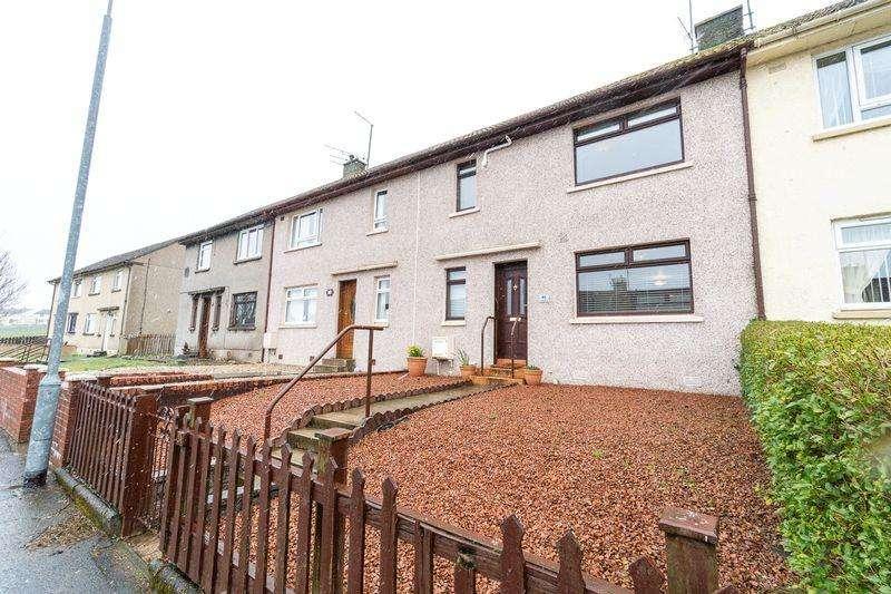 2 Bedrooms Terraced House for sale in 41 Lanehead Terrace, New Cumnock, KA18 4EW