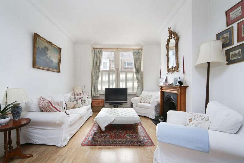 3 Bedrooms House for sale in Colehill Lane, Fulham, SW6