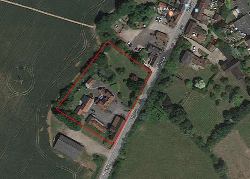6 Bedrooms Land Commercial for sale in The Street, High Roding