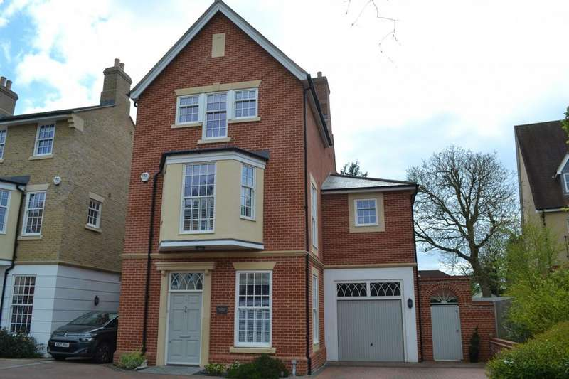 4 Bedrooms Link Detached House for sale in Barnetson Place, Dunmow, Essex, CM6