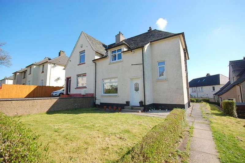 4 Bedrooms Semi Detached House for sale in Briar Drive, Parkhall, Clydebank