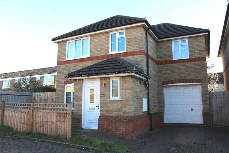 4 Bedrooms Detached House for sale in Rowan Court, St Neots Road, Sandy, SG19