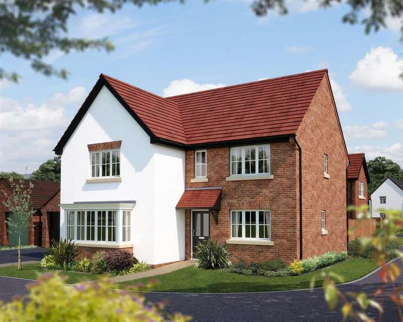 5 Bedrooms House for sale in Burton Road, Streethay, Lichfield