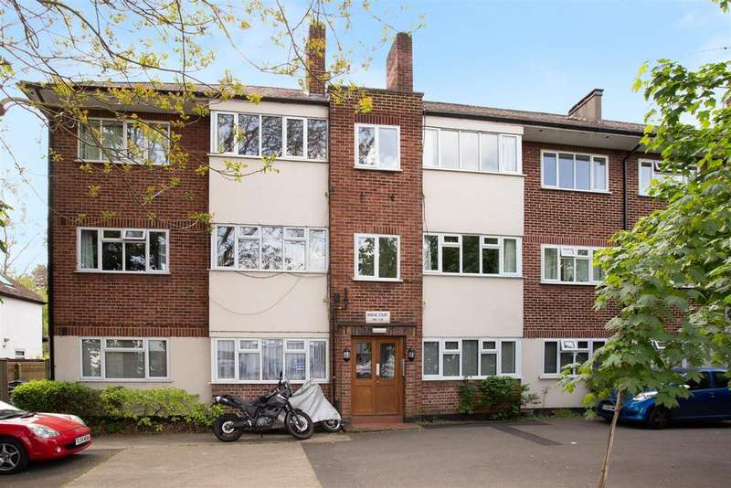 2 Bedrooms Flat for sale in Bath Road, Maidenhead
