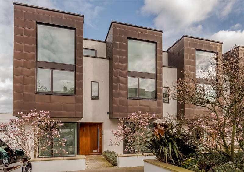 3 Bedrooms Terraced House for sale in Melody Lane, Highbury, N5