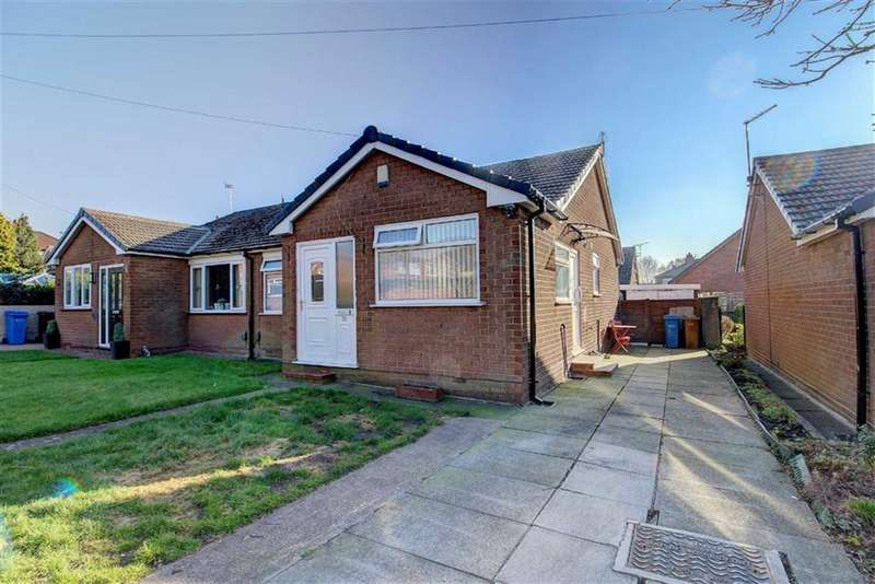 2 Bedrooms Semi Detached Bungalow for sale in Alderley Road, Stockport