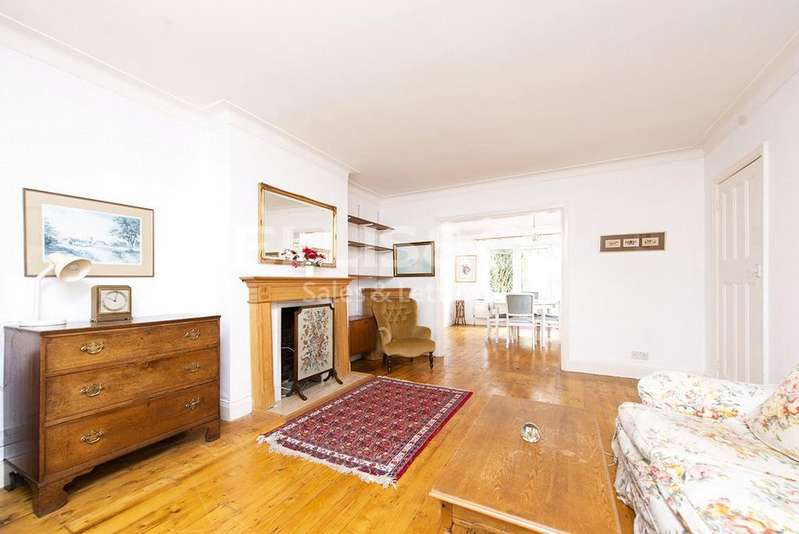 3 Bedrooms Semi Detached House for sale in Greenfield Gardens, London, NW2