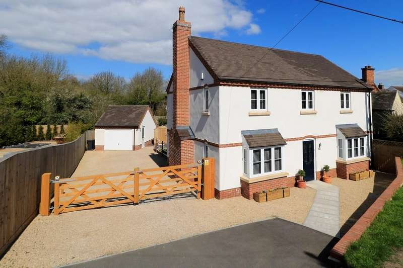 4 Bedrooms Detached House for sale in Main Street, Osgathorpe