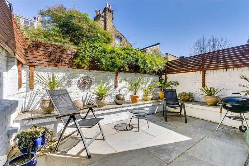 2 Bedrooms Flat for sale in Burlington Road, London, SW6