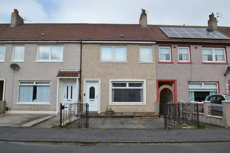 2 Bedrooms Terraced House for sale in Croftcot Avenue , Bellshill ML4