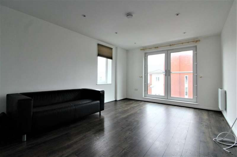 2 Bedrooms Apartment Flat for sale in Stoke Road, Slough