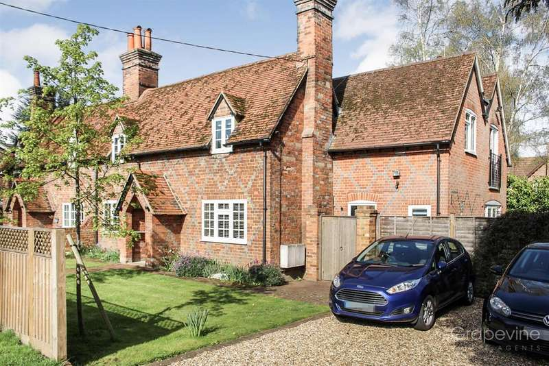4 Bedrooms Cottage House for sale in Old Bath Road, Charvil, Reading