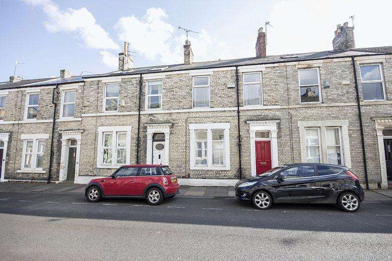 7 Bedrooms Terraced House for sale in Clayton Park Square, Jesmond, Newcastle upon Tyne