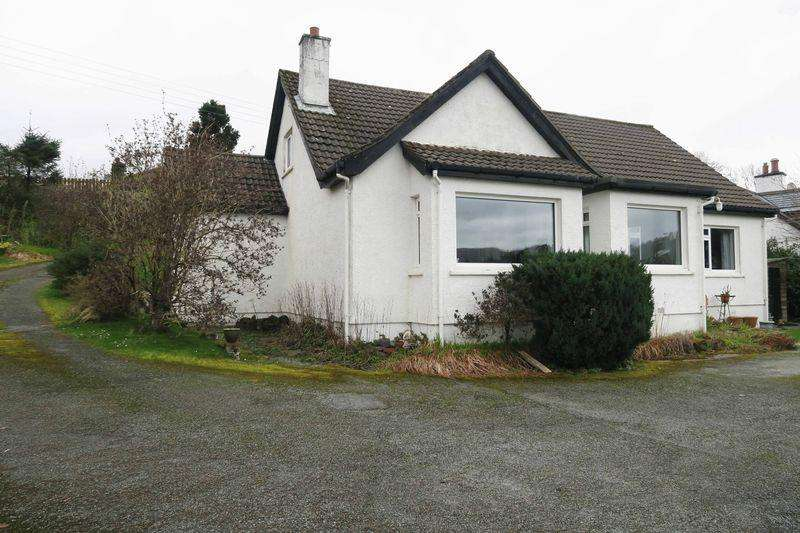 4 Bedrooms Detached House for sale in Viewfield Road, Portree