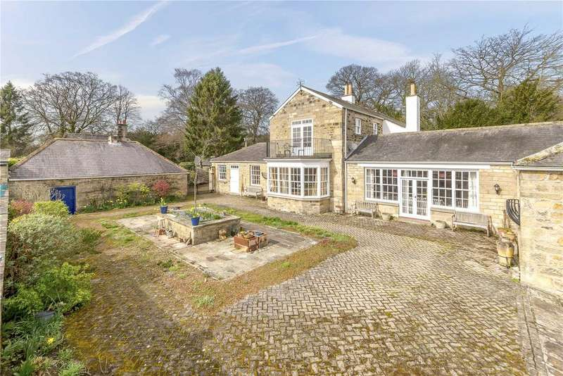 4 Bedrooms Detached House for sale in ., Wylam, Northumberland