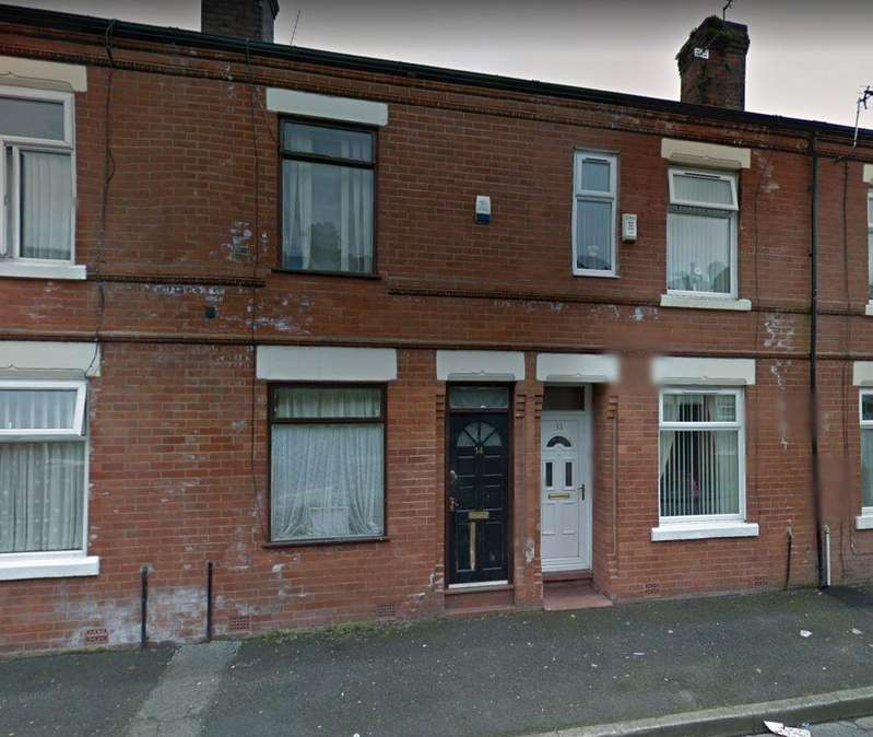 2 Bedrooms Property for sale in Spreadbury Street, Manchester