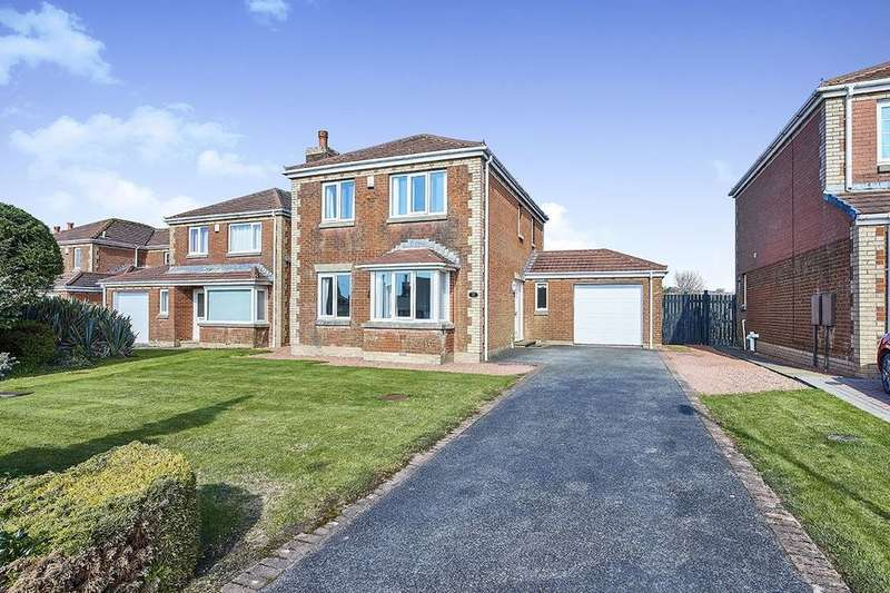 3 Bedrooms Detached House for sale in Ashley Way, Egremont, CA22