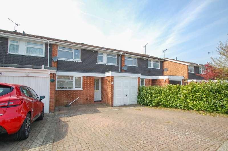 3 Bedrooms Terraced House for sale in Vine Road, Stoke Poges, SL2