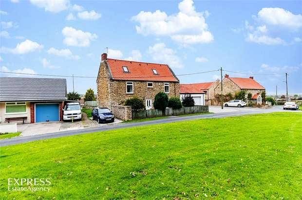 4 Bedrooms Detached House for sale in High Road, Redworth, Newton Aycliffe, Durham
