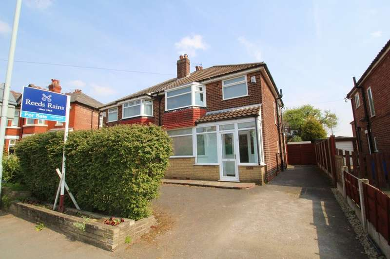 3 Bedrooms Semi Detached House for sale in Reddish Road, South Reddish, Stockport, SK5