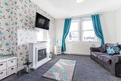 2 Bedrooms Flat for sale in North Lea, Doune