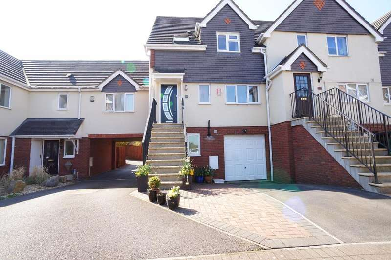 3 Bedrooms House for sale in Colliers Break, Emersons Green, Bristol, BS16 7EE