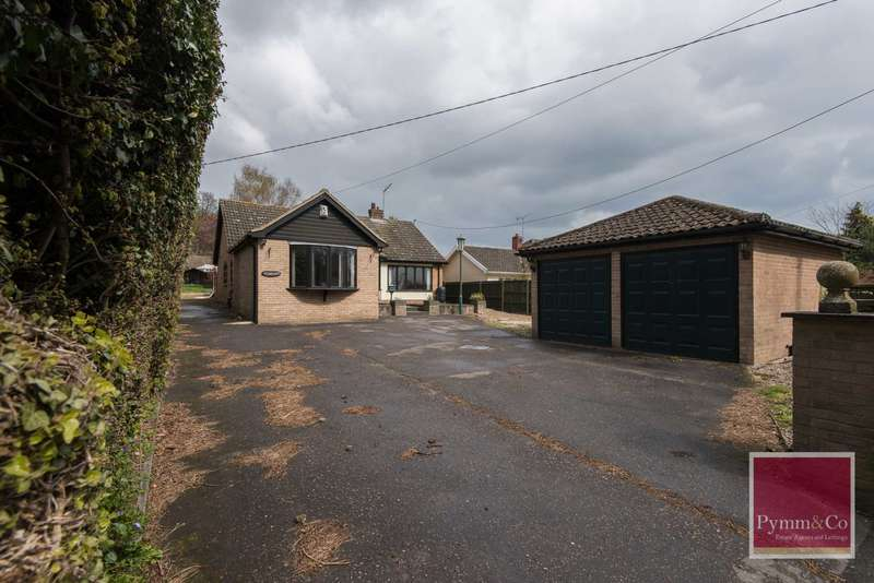 4 Bedrooms Detached Bungalow for sale in Townhouse Road, Old Costessey, Norwich