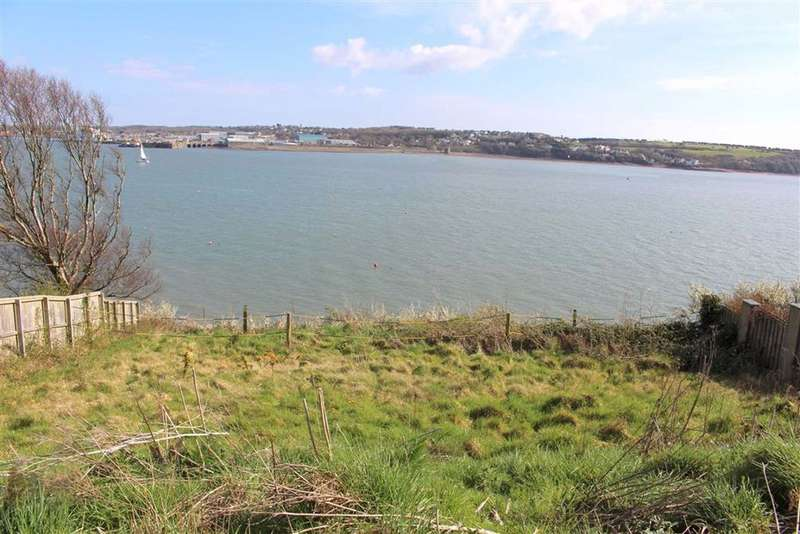 Land Commercial for sale in Newton Road, Llanstadwell