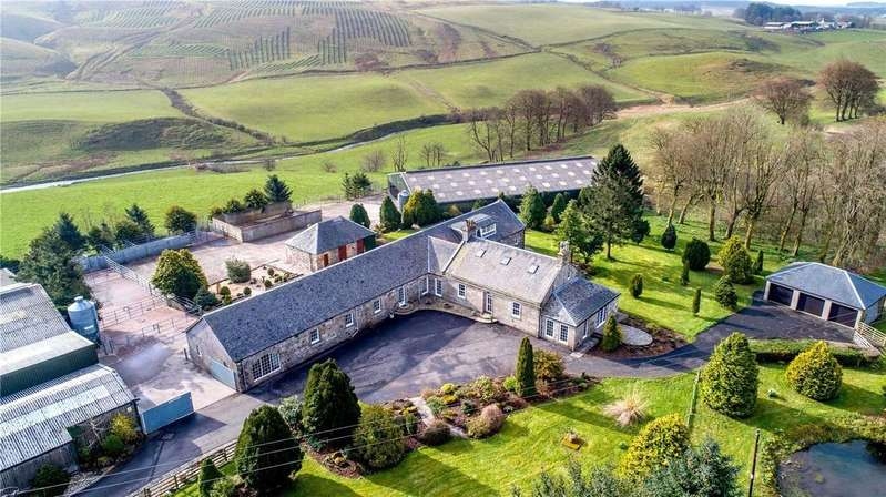 5 Bedrooms Unique Property for sale in Broadlees Farm Option 2, Hazelden Road, Glasgow, G77