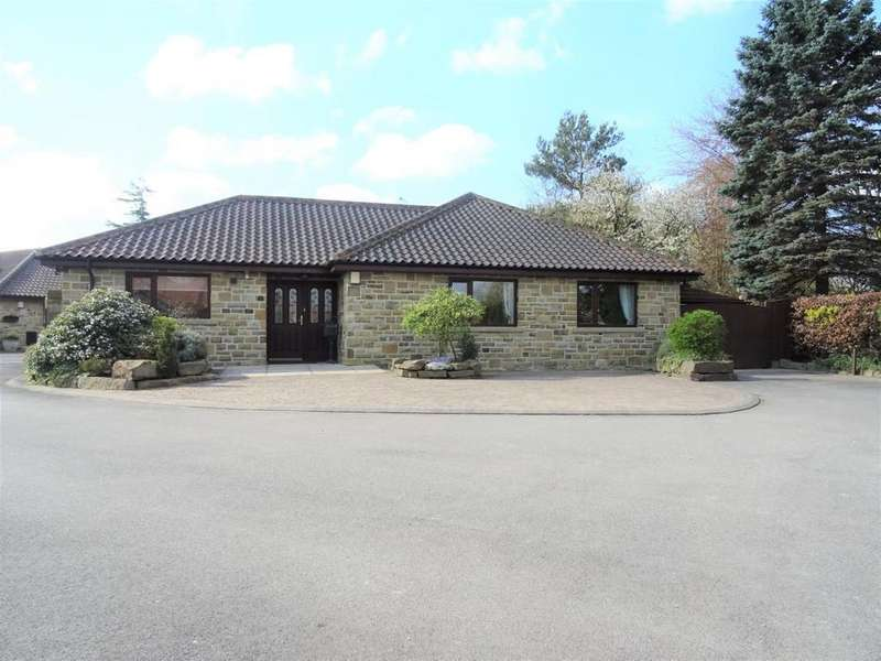 4 Bedrooms Bungalow for sale in Garforth Close, Altofts