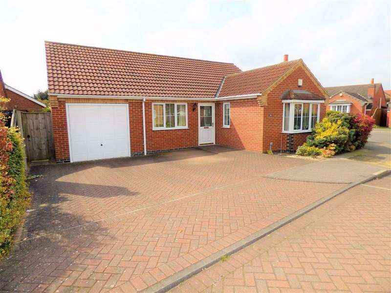 2 Bedrooms Detached Bungalow for sale in Woolpack Meadows