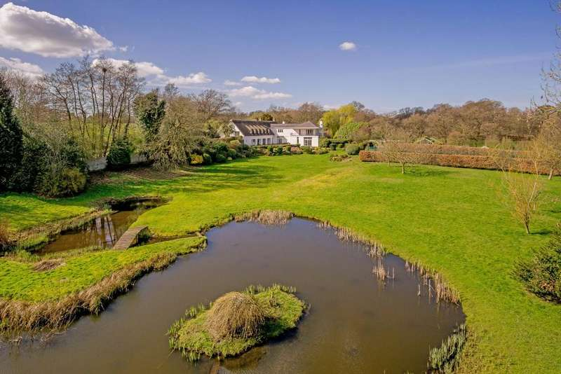 7 Bedrooms Detached House for sale in Oulton Mill Lane, Cotebrook, Tarporley, Cheshire, CW6