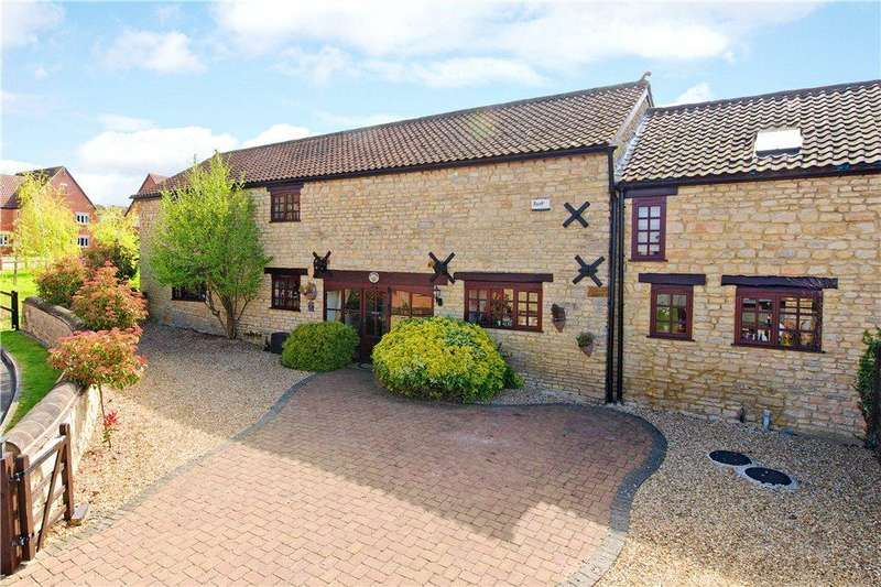 5 Bedrooms Unique Property for sale in Manor Court, Rushden, Northamptonshire