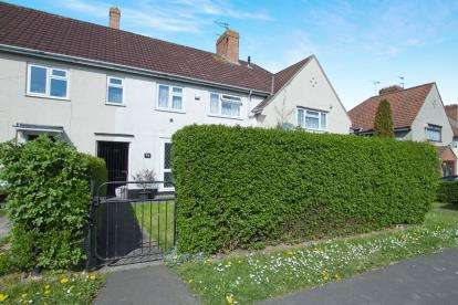 3 Bedrooms Terraced House for sale in Beechen Drive, Fishponds, Bristol