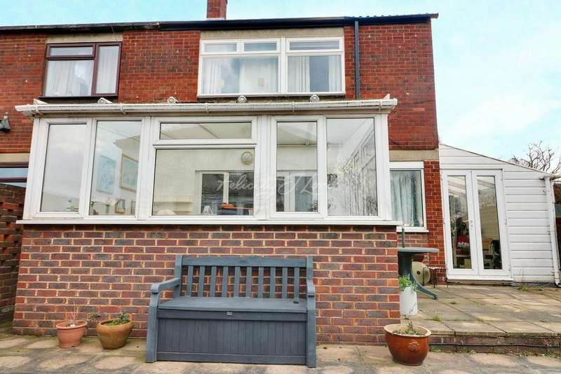 3 Bedrooms End Of Terrace House for sale in Melthorpe Grdens