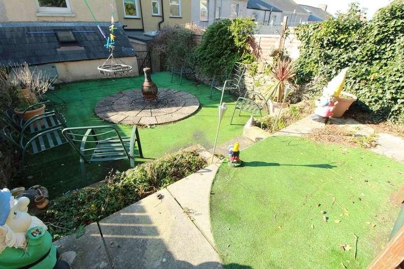 4 Bedrooms Terraced House for sale in Morden Road, Newport, NP19