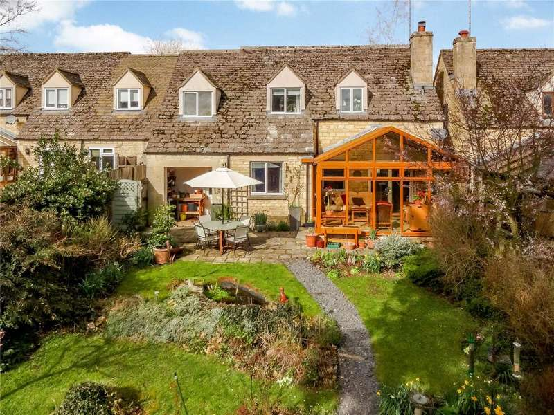 2 Bedrooms Detached House for sale in School Gardens, Broadwell, Moreton-in-Marsh, Gloucestershire