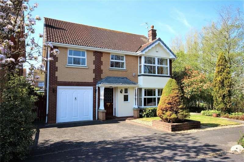 6 Bedrooms Detached House for sale in Hales Horn Close, Bradley Stoke, Bristol, BS32