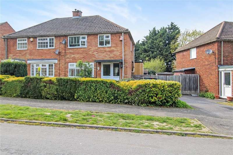 2 Bedrooms Semi Detached House for sale in Woodside Way, Reading, Berkshire, RG2