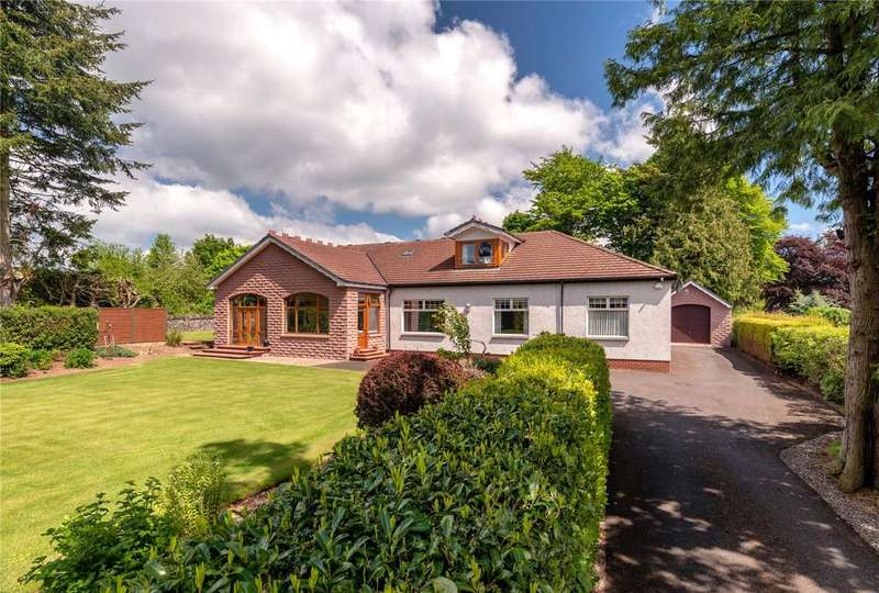 5 Bedrooms Detached House for sale in Glenwood, 13 Kinnordy Road, Kirriemuir, Angus, DD8