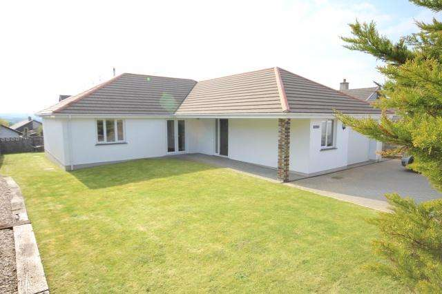 4 Bedrooms Bungalow for sale in Delabole